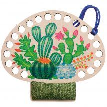 separatore a filo - RTO - Cactus con picche aghi