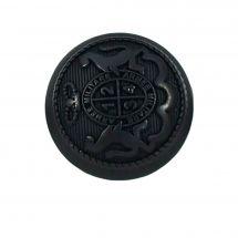 Bottoni di coda - LMC - Set 2 bottoni - 25 mm