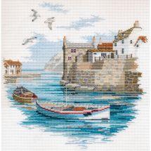 Kit Punto Croce - Bothy Threads - Porto isolato