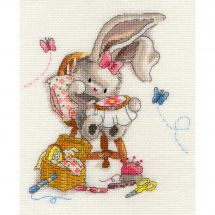 Kit Punto Croce - Bothy Threads - Cucito con amore