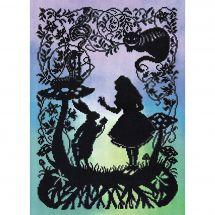 Kit Punto Croce - Bothy Threads - Alice nel paese delle meraviglie