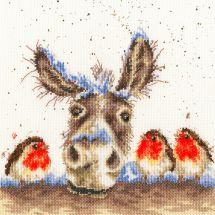Kit Punto Croce - Bothy Threads - Ane di Natale