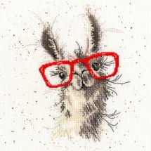 Kit Punto Croce - Bothy Threads - Nessuna causa per un lama