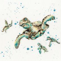 Kit Punto Croce - Bothy Threads - Scuola di nuoto
