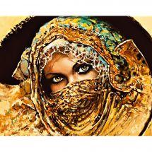Kit ricamo diamante - Collection d'Art - Tesoro di oriente