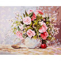 Canovaccio antico - Collection d'Art - Mazzo di rose