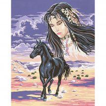 Canovaccio antico - Collection d'Art - Cavallo