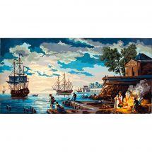 Canovaccio antico - Collection d'Art - Porto antico
