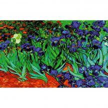 Canovaccio antico - Collection d'Art - Gli iris