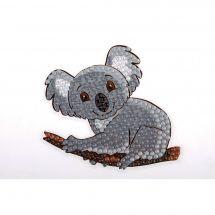 Adesivo da ricamo Diamante - Crystal Art D.I.Y - Adesivo - Koala