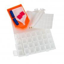Accessori Diamante - Crystal Art D.I.Y - Kit accessori