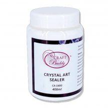 Colla a diamante - Crystal Art D.I.Y - Colla per ricamo a diamante - 400 ml