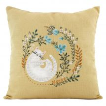Kit cuscino da ricamo - Charivna Mit - Sogno d'estate