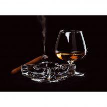 Ricamo Cristallo - Charivna Mit - Sigaro e cognac
