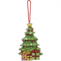 Kit di ornamenti da ricamare - Dimensions - Pino
