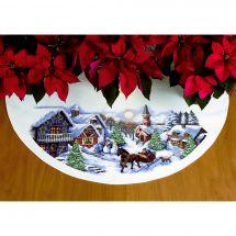 Kit tappeto in abete - Dimensions - villaggio di Natale