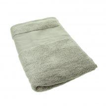 Salvietta da ricamo - DMC - Telo da bagno grigio