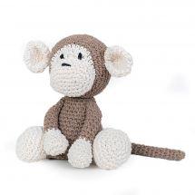 Lotto da uncinare - Hoooked  - Mace la scimmia