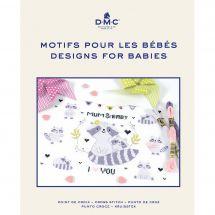 Libro diagrammi - DMC - Idee di ricamo per bambini