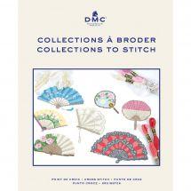 Libro diagrammi - DMC - Idee per ricamare vari modelli