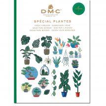Libro diagrammi - DMC - Idee per ricamare piante