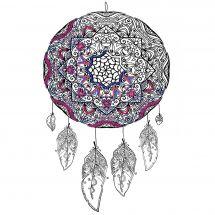 Tela predisegnata - Zenbroidery - Scherzo sogni