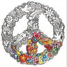 Tela predisegnata - Zenbroidery - pace