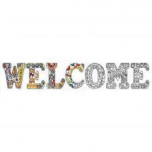 Tela predisegnata - Zenbroidery - benvenuti