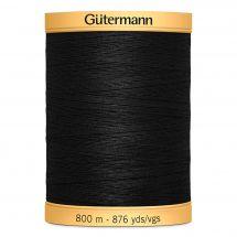 Filo da cucire - Gütermann - Filo di cotone naturale 800m