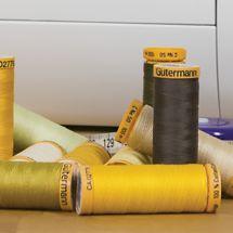 Filo da cucire - Gütermann - Filo di cotone naturale 100m