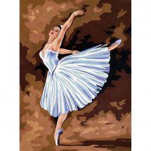 Canovaccio antico - Gobelin. L - Ballerina di balletto