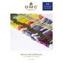 Filo per ricamo - DMC - Premio di 35 nuove tinte