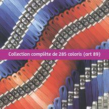 Filati a arazzo  - DMC - Collezione completa Retors Mat - Art. 89