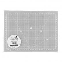 Base per taglio - PURElite - Tappetino da taglio trasparente A4