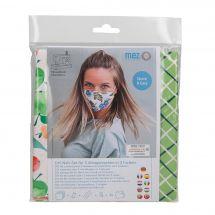 Kit da cucito - LMC - Kit confezione per 3 maschere - N°5