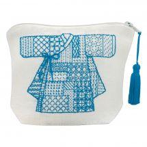 Kit per il ricamo - Le Bonheur des Dames - Kimono