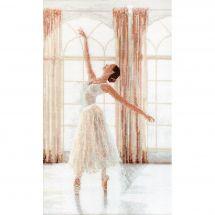 Kit Punto Croce - Letistitch - Ballerina 2