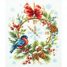 Kit Punto Croce - Magic Needle - Tempo di Natale