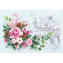 Kit Punto Croce - Magic Needle - Emozione di Natale