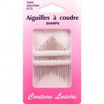 Aghi da cucire - Couture loisirs - Aghi per cucire a mano - Taglie 5-10