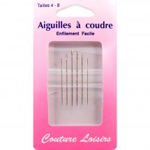 Aghi da cucire - Couture loisirs - Aghi per cucire a mano - misure 4-8