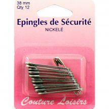 spilla - Couture loisirs - Spilli di sicurezza 38 mm