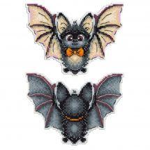 Kit di ornamenti da ricamare - MP Studia - Gentiluomo volante