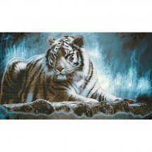 Kit Punto Croce - Nova Sloboda - Tigre