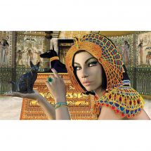 Kit di ricamo con perline - Nova Sloboda - Egiziana