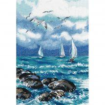 Kit Punto Croce - Oven - Il mare