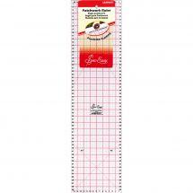 Regolo tascabile - Sew Easy - Rigola patchwork - 60 x 16 cm