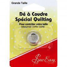 Ditale  - Sew Easy - Per Quilting - Taglia L