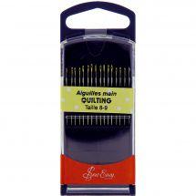 Aghi da cucire - Sew Easy - Aghi quilting mano - Taglie 8-9