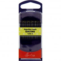 Aghi da cucire - Sew Easy - Aghi quilting mano - Dimensione 9